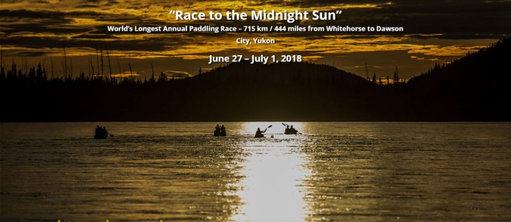 Yukon River Quest 2018