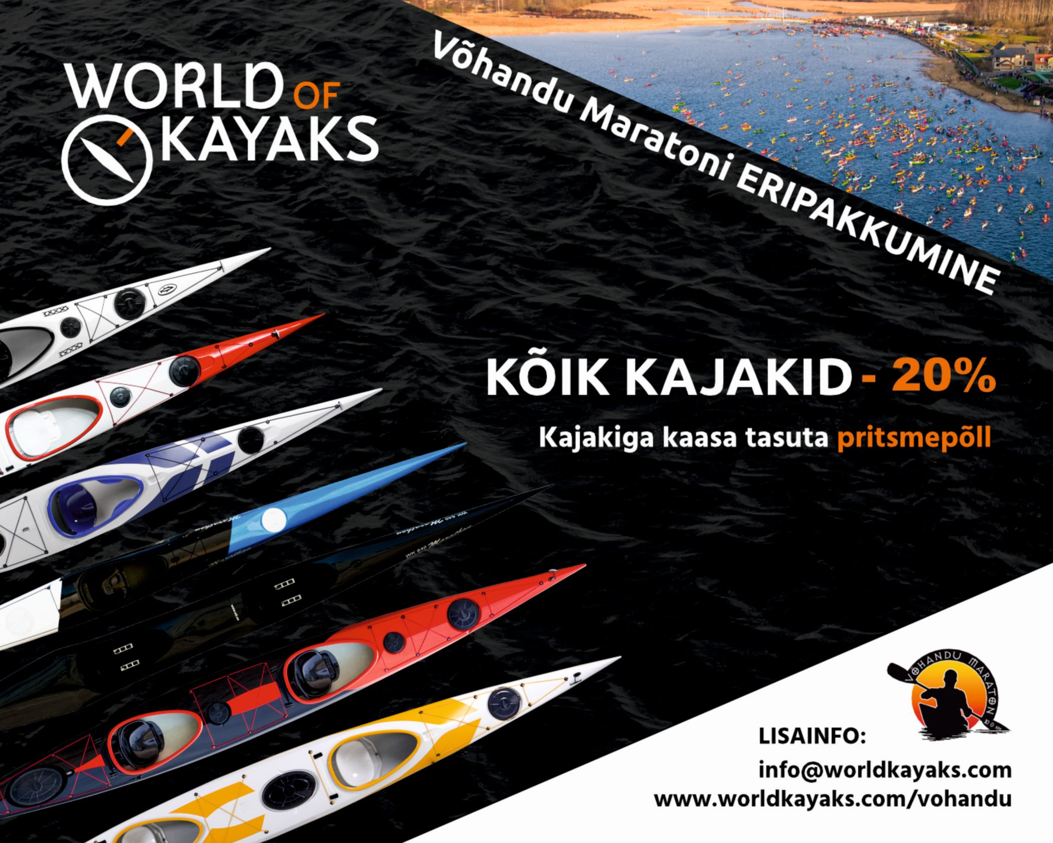 World of Kayaks