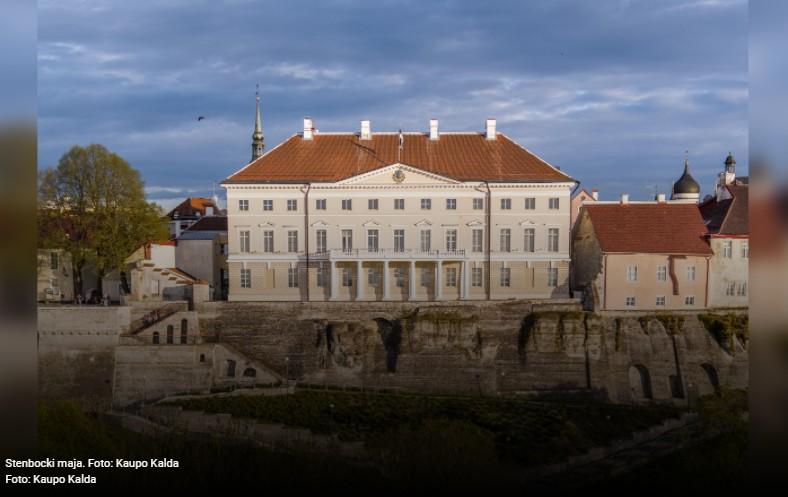 Stenbocki maja. Foto: Kaupo Kalda