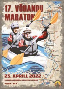 17. Võhandu maraton plakat